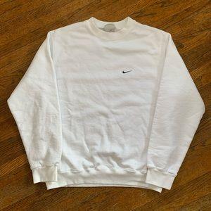 Vintage Nike Mini Swoosh Sweatshirt